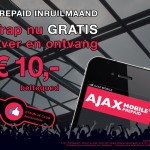 I.o.v. CLUBMOBIEL - AJAX MOBILE (like & share)