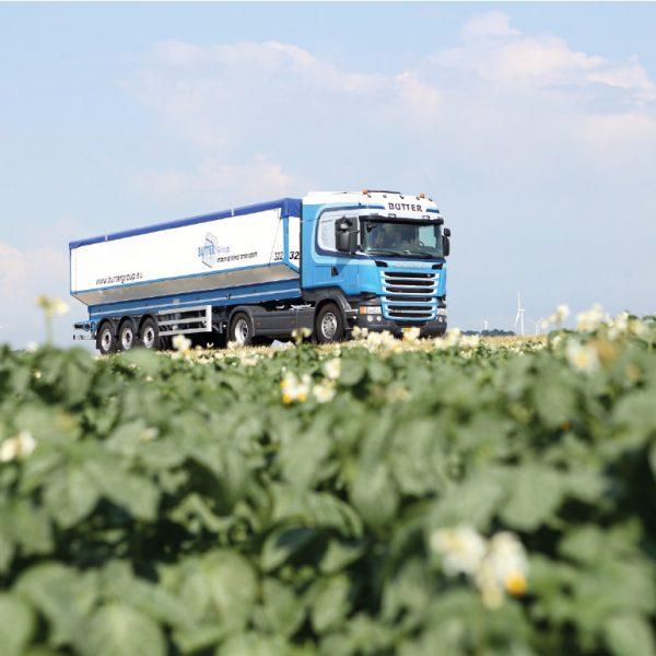 Bedrijfsfilms Butter Group International Transport