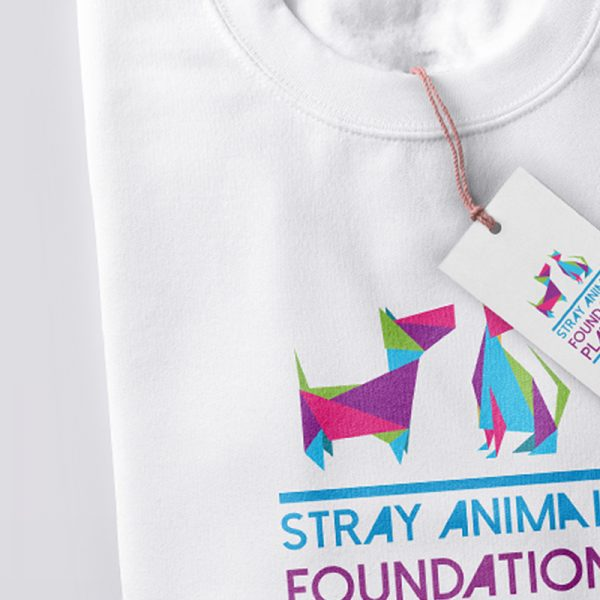Nieuw logo Stray-AFP
